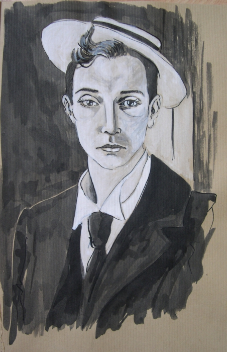 Buster Keaton por Garance55